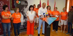 Tarancón se suma a la Semana Europa contra la Leucemia