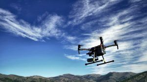 Telefónica lleva a cabo con éxito un piloto con drones basado en soluciones IoT para la detección temprana de incendios