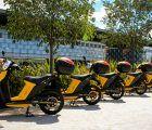 Telefónica mejora la conectividad de las motos eléctricas de Muving en Europa y América