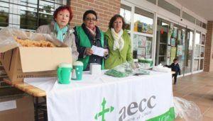 Un año más, la AECC de Cuenca pide el apoyo social con la cuestación anual