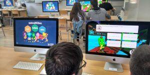 """Un total de 15 centros educativos de Castilla-La Mancha participan en Cuenca en la final del concurso """"III Olimpiada entreREDes"""""""