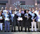 Un total de 26 alumnos de la II Escuela de Oratoria de Fundación Eurocaja Rural reciben sus diplomas acreditativos
