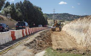 El Ayuntamiento de Guadalajara inicia las obras del segundo acceso al Hospital y del tercer carril en la calle San Agustín