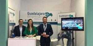"""Éxito de visitas del stand de """"Guadalajara Empresarial"""" en la Feria SIL de Barcelona"""