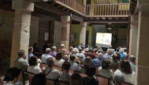 Arranca el  XIV Ciclo de Conferencias de Archivo con una conferencia sobre la Sigüenza del siglo XVI