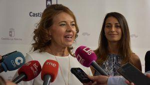 """Aurelia Sánchez """"La estructura renovada y ampliada de la Consejería de Bienestar Social es el reflejo del espíritu social del nuevo Gobierno de Castilla-La Mancha"""""""
