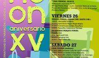 Caño On Festival XV se celebra del 22 al 28 de julio