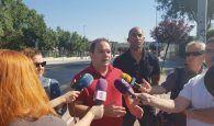 Carnicero recuerda que se están ejecutando obras por más de un millón de euros gracias a la buena situación económica que dejó el gobierno del PP