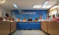 "Carolina Agudo afirma que ""para el PP-CLM, ésta será la legislatura de escuchar a la sociedad castellano-manchega"""