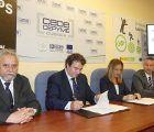 CEOE-Cepyme Cuenca y el Banco Sabadell firman un convenio para ofrecer buenas condiciones a los asociados