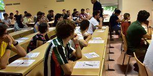 Comienza la EvAU extraordinaria en la Universidad de Castilla-La Mancha con 1.604 alumnos matriculados