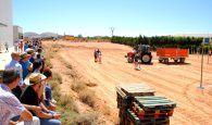 Jesús Miguel Benito Grande, de Tomelloso, gana el concurso `Habilidad con Tractor y Remolque´