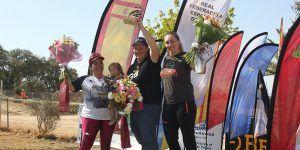 Cristóbal Jiménez y Beatriz Laparra, campeones de España 2019 de Compak Sporting