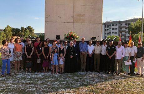 Cuenca recuerda a las víctimas del terrorismo