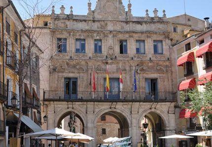 El Ayuntamiento de Cuenca inicia la reparación y renovación de sumideros de agua en Tiradores Bajos