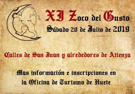 El Ayuntamiento de Huete prepara un ambicioso programa para celebrar el Día de las Santas Justa y Rufina y Zoco del Gusto