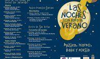 El domingo 14 de julio, concierto en la Ermita de San Roque dentro del ciclo Las noches son para el verano