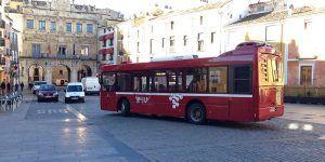 Este lunes entra en vigor el horario de verano del servicio de autobuses en Cuenca