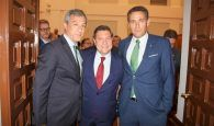 Eurocaja Rural asiste al Debate de Investidura de Page como presidente de la Junta