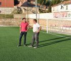 Gómez Buendía exige al equipo de Gobierno premura y diligencia para finalizar las obras de las instalaciones deportivas iniciadas por el PP