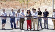 Inaugurada en Trillo la nueva vía alternativa de evacuación de emergencia en la prolongación de la calle El Hoyo