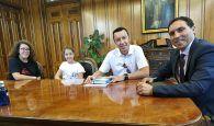 La agenda del presidente de la Diputación de Cuenca toma velocidad de crucero: reuniones con la alcaldesa de Belmonte y el de Campos del Paraíso