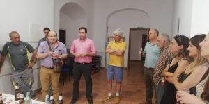 La corporación municipal de Huete despide a Jesús Lizcano como trabajador municipal