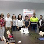 La empresa cabanillera FM Logistics firma con el Instituto de la Mujer un convenio de colaboración