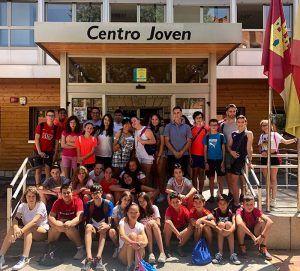 La Escuela de Verano Junior del Ayuntamiento de Cuenca inicia un nuevo turno con todas las plazas cubiertas