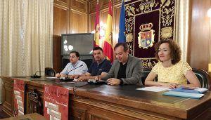 La iglesia de Santo Domingo será una de las sedes del XII ciclo de conciertos 'Ciudad de Huete'