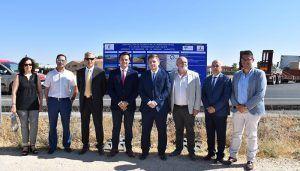La Junta prioriza la seguridad vial a la hora de ejecutar obras en la Red Regional de Carreteras