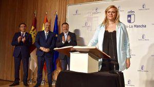 """La nueva delegada de la Junta en Cuenca destaca la """"fuerza, energía y  capacidad de las mujeres del siglo XXI"""""""