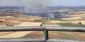 Los Ribereños estallan por los últimos incendios Fuego donde debería haber agua, el último despropósito del Trasvase