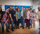 NNGG de Castilla-La Mancha presente en la Escuela de Verano Miguel Ángel Blanco 'La España del futuro' que se celebra en Vitoria