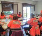 Ocho alumnos trabajan en Brihuega desde el 1 de julio en el programa de Recualificación y Reciclaje Profesional