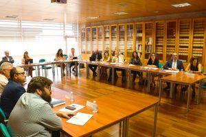 La Junta inicia las reuniones para la creación de un plan de formación destinado a los equipos directivos y mandos intermedios de la Sanidad de Castilla-La Mancha