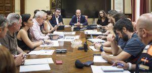 reunión técnica para la organización de la vuelta ciclista a | Liberal de Castilla