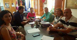 San Clemente prepara su participación en el proyecto 'Invierte en Cuenca' de CEOE-Cepyme