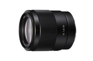 Sony amplía su gama de objetivos Full-Frame con la introducción de un ligero 35mm F1.8