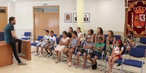 Vacaciones en Paz para cinco niños saharauis en Cabanillas