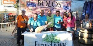 Valdemoro de la Sierra gana en casa en la segunda prueba del XII Circuito Diputación de Bolos