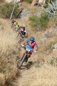 Alejandro Gómez y Clara Palenzuela se imponen en el VIII Trofeo MTB Jardines de La Alcarria