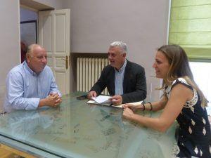 20190801 jlvega alcaldes horche y sigüenza | Liberal de Castilla