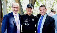 Alberto Rojo agradece públicamente a Julio Establés sus 37 años de dedicación a la ciudad