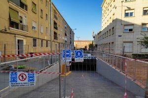 20190802 np gmp plazas cnp parking | Liberal de Castilla