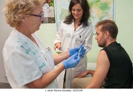 El Centro de Vacunación Internacional de Guadalajara ha aumentado un 63,1 por ciento el número atenciones a viajeros en los últimos cuatro años