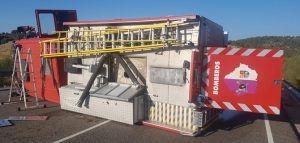camion bomberos diputacion cuenca accidente | Liberal de Castilla