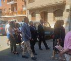 Carnicero y Engonga acompañan a los vecinos de Iriépal durante la Santa Misa y procesión de sus fiestas patronales