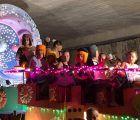 El Desfile de Carrozas de San Julián llena de alegría y color las calles de Cuenca