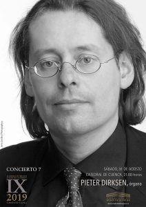 Comienza en la Catedral de Cuenca el Curso Internacional de Órgano Barroco con los profesores Pieter Dirksen y Andrés Cea